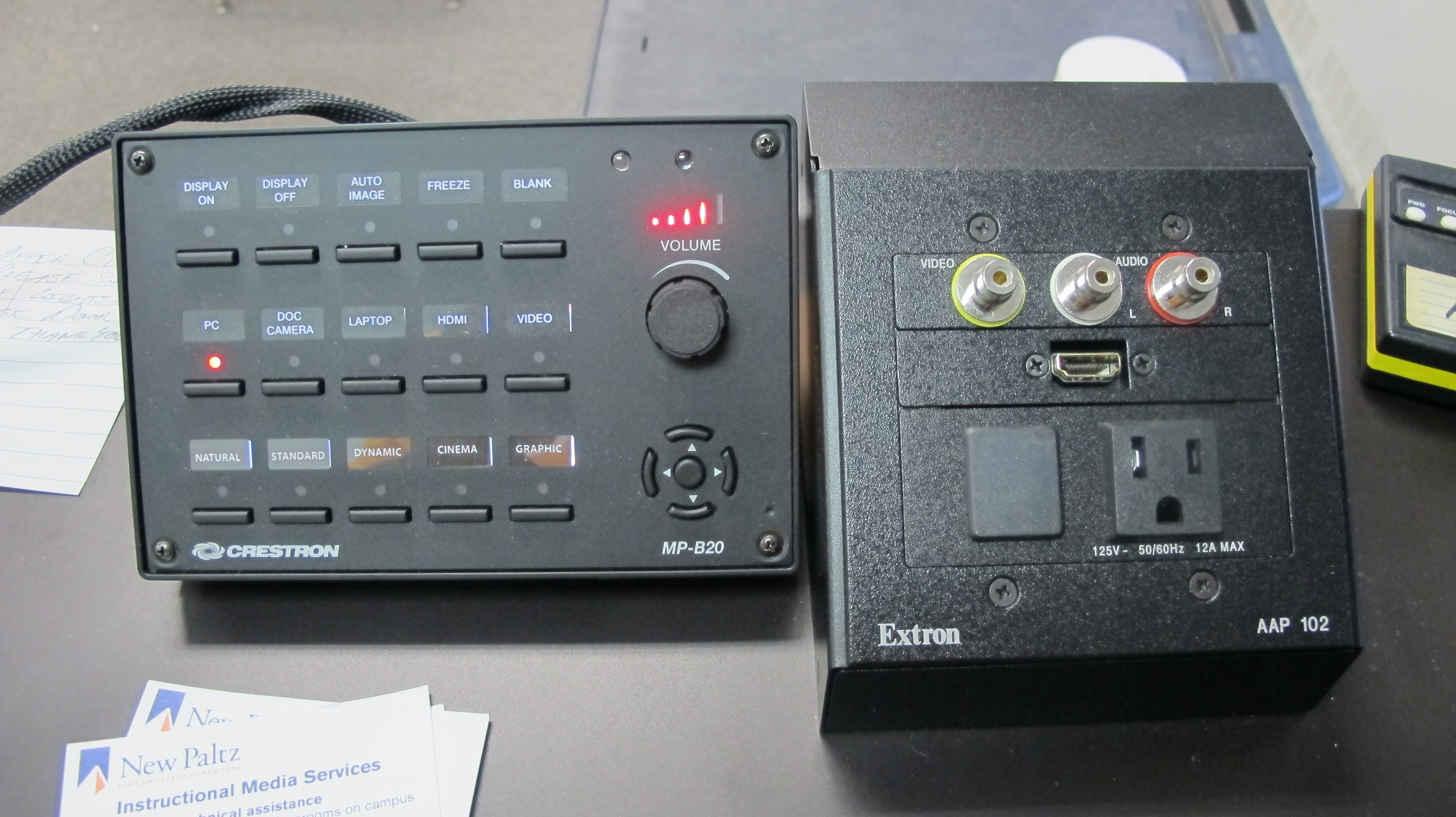 SAB118A Button Panel