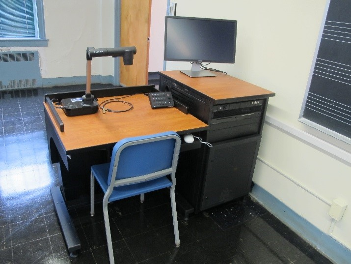 CH211A Instructor Station