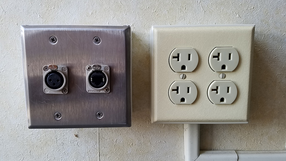 College Terrace Power Connections