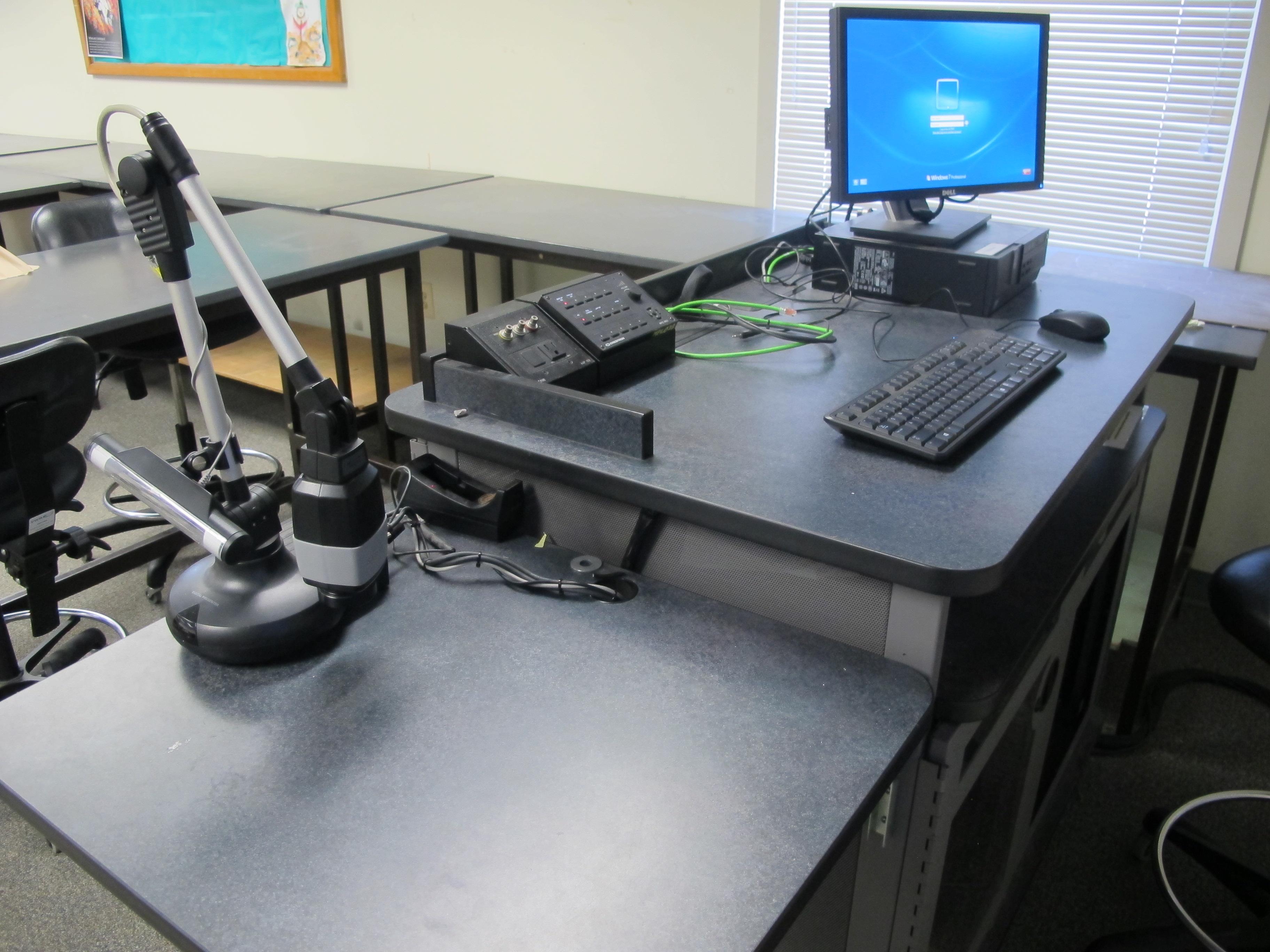 Instructor Station