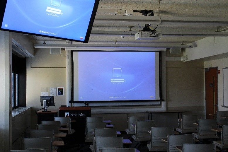 HUM 201 214 216 218 Classroom