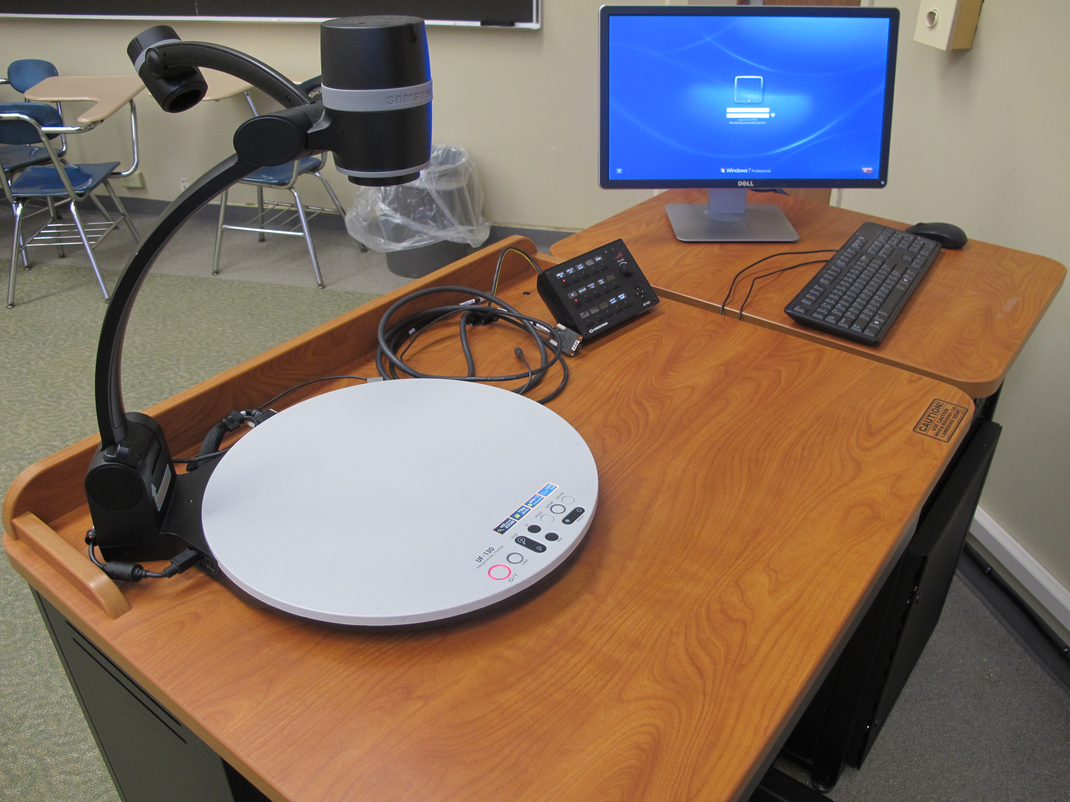 LC 109 Instructor Station