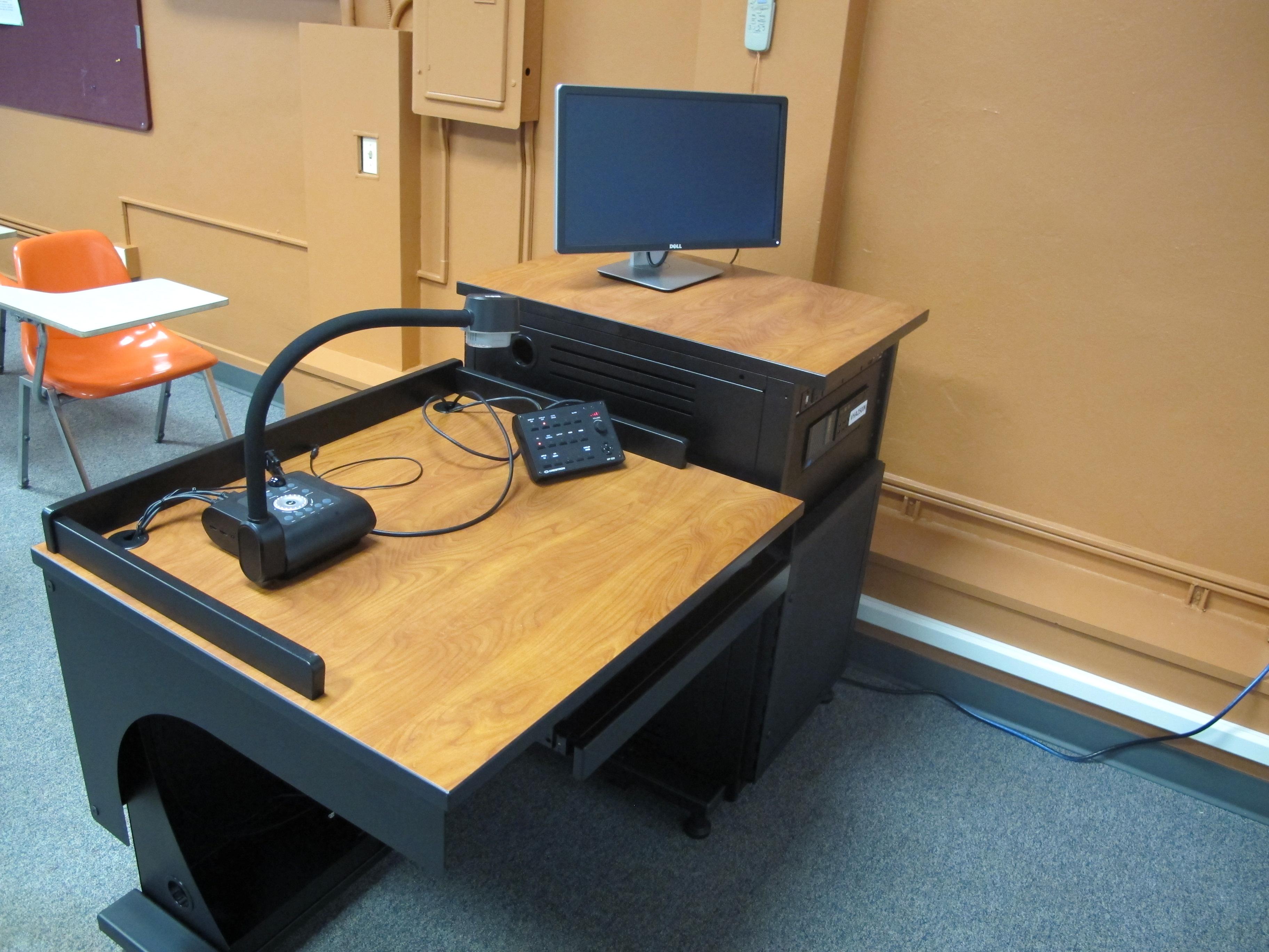 VHA250A Instructor Station
