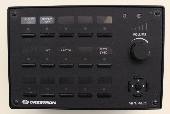 REH109 Button Panel